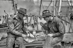 Working Lunch: 1939