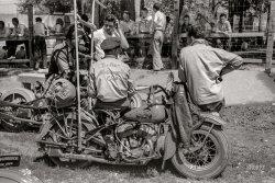 Baker Bikers: 1941