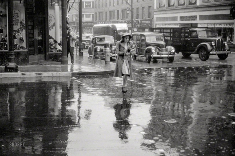 Rainy Day Woman: 1940