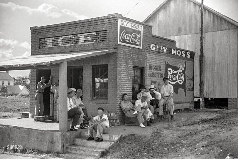 Ice House Gang: 1939