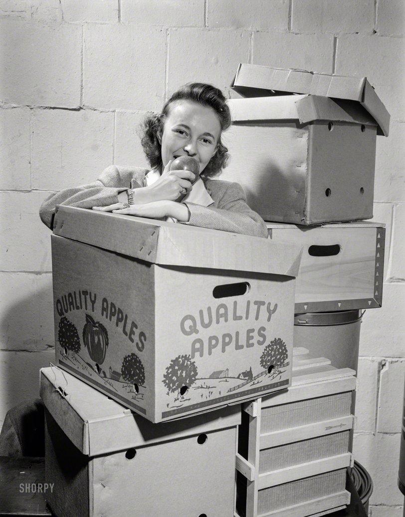Daily Fiber: 1942