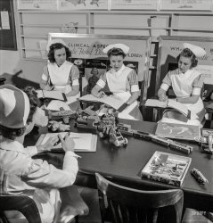 Toy Hospital: 1942