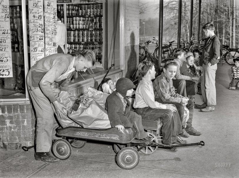 Fresh Direct: 1942
