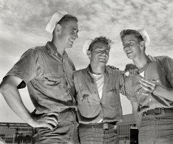 Jokey Salts: 1942