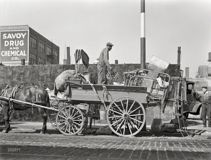 The Junkman Cometh: 1942