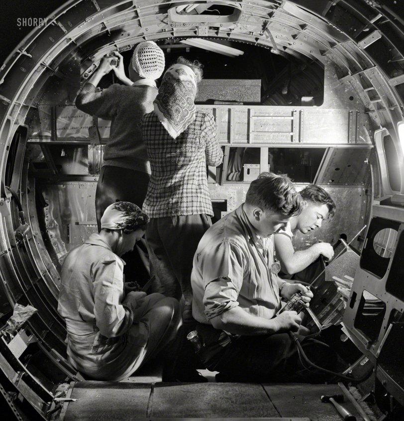 Birthing a Boeing: 1942