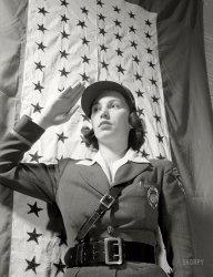 The Correct Salute: 1943