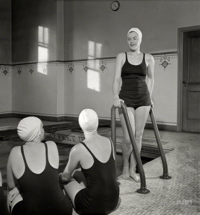 Wet Nurse: 1942