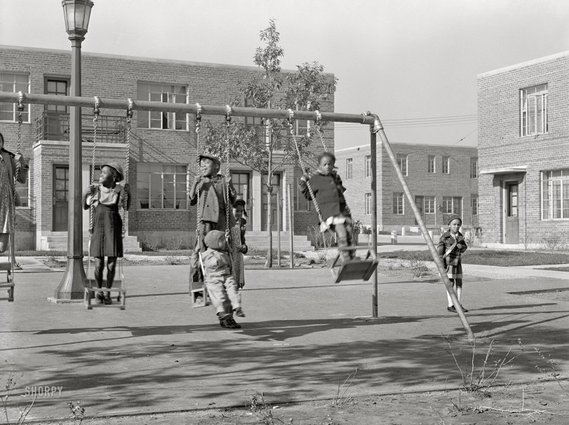 Northern Swing: 1938