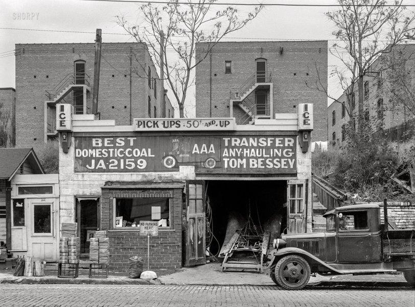 Best Domestic Coal: 1938