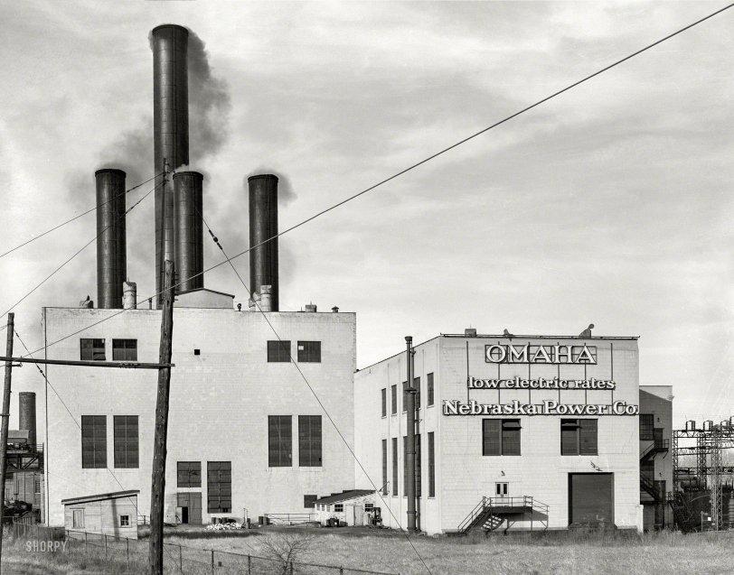 Nebraska Power: 1938