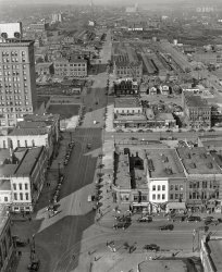 Aerial Omaha: 1938