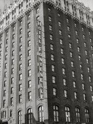 Hotel Fontenelle: 1938