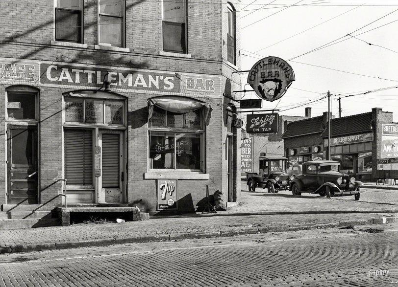 Cattleman's Bar: 1938