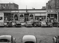 Zines & Beans: 1938