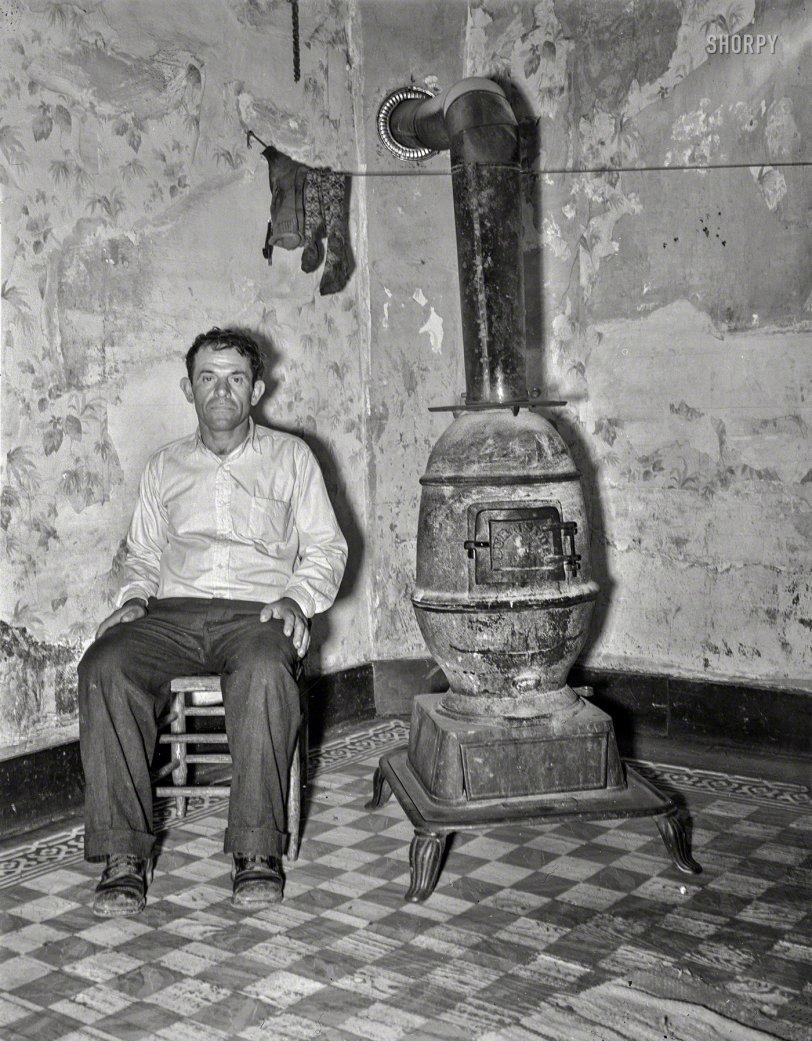 Striking Portrait: 1939