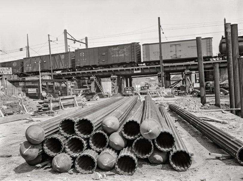 Work Zone: 1942