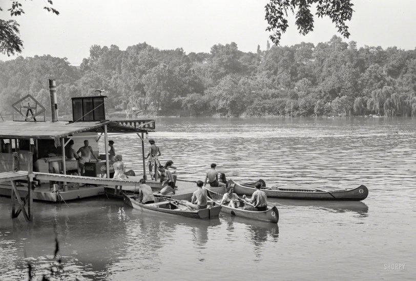 Coke on the Water: 1942