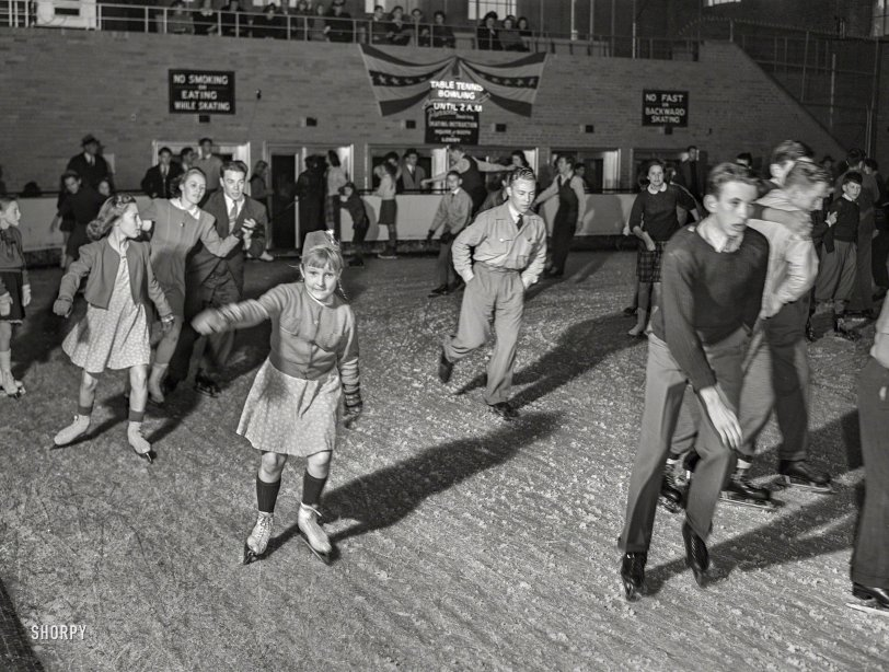Ice Palace: 1942