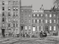Washington Square: 1941