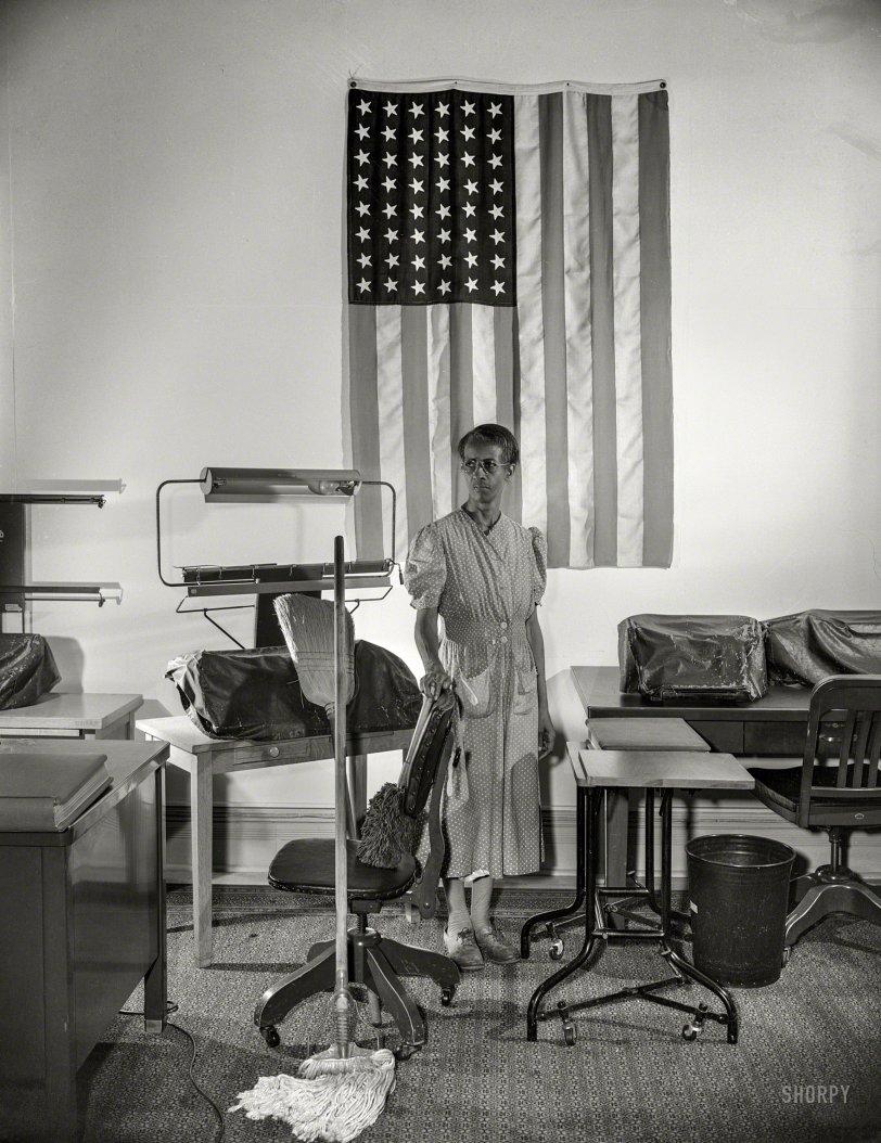 Mrs. Clean: 1942