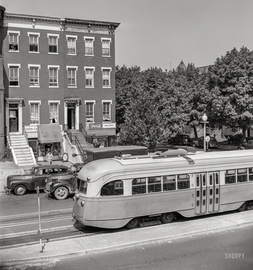 Eleventh and P: 1942
