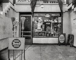 Bread, Brooms & Beyond: 1942