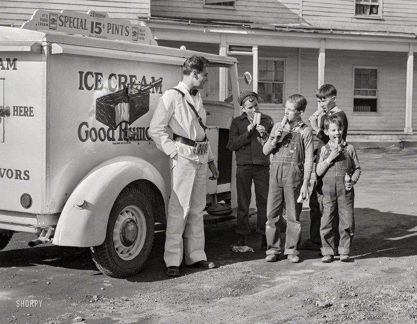 Good Humor Boys: 1941