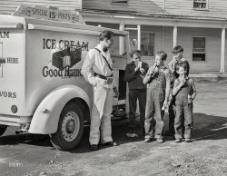 Good Humor Boys: 1941
