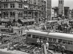 Urban Infrastructure: 1941