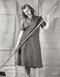 Sweet Sweeper: 1940