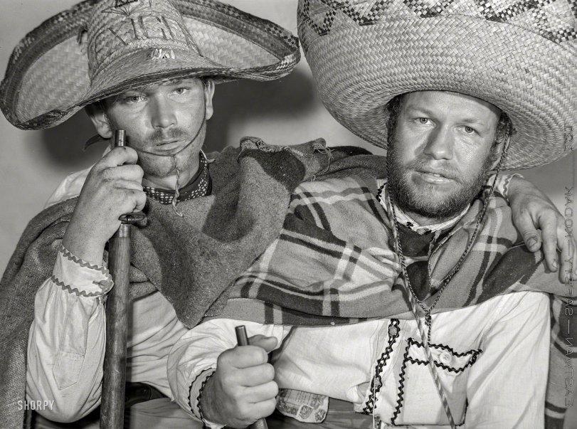 Dos Bandidos: 1942