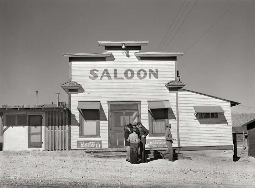 Watering Hole: 1940