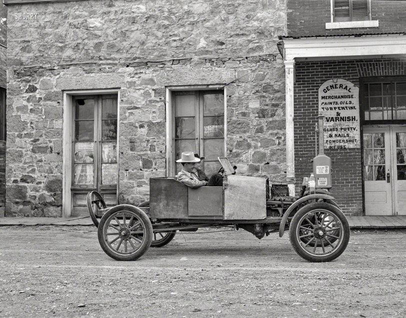 Merchant of Varnish: 1940
