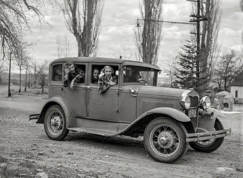Genoa Jalopy: 1940