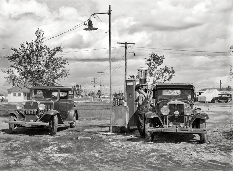 A Tale of Two Chevys: 1940