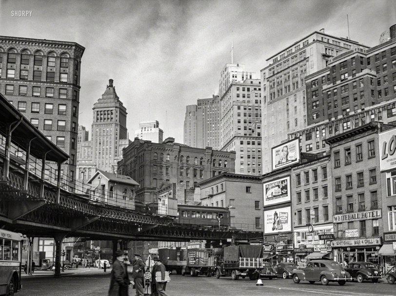 Big City: 1941