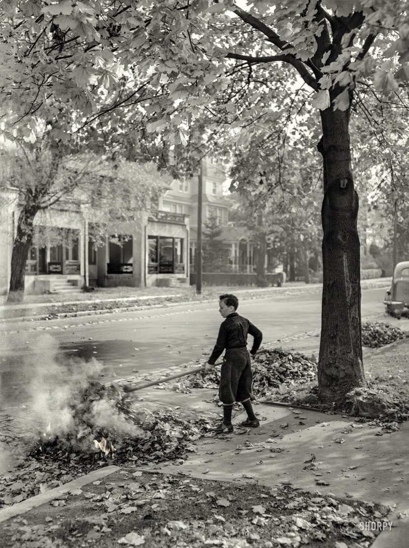 The Autumn Leaves: 1941