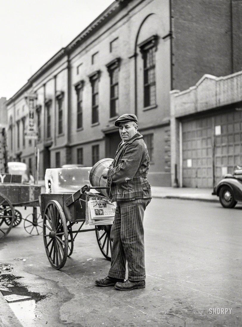 Ice Dealer: 1941