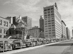 Parking in Memphis: 1942