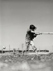 Robstown Slugger: 1942
