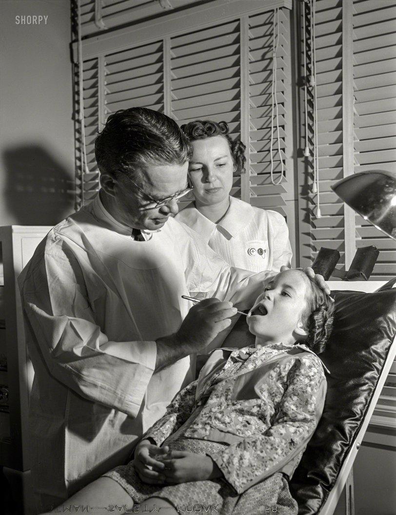 Like Pulling Teeth: 1942