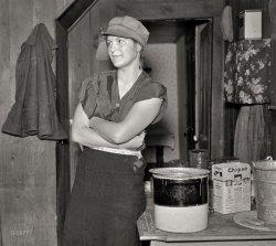 Daughter Bear: 1937