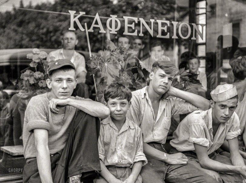 Kafeneion: 1938