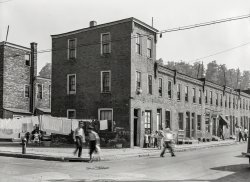 Clothespin Corner: 1938