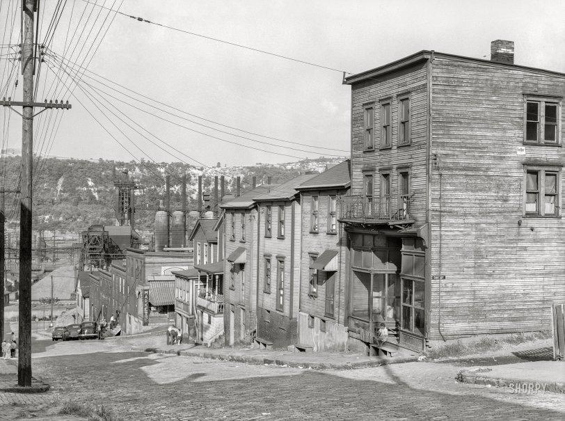 Oak Alley: 1938
