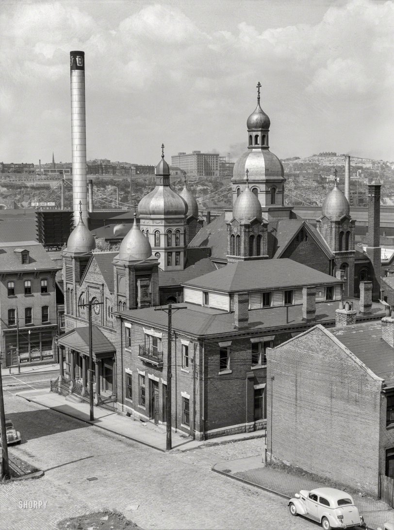 Orthodox Onions: 1938