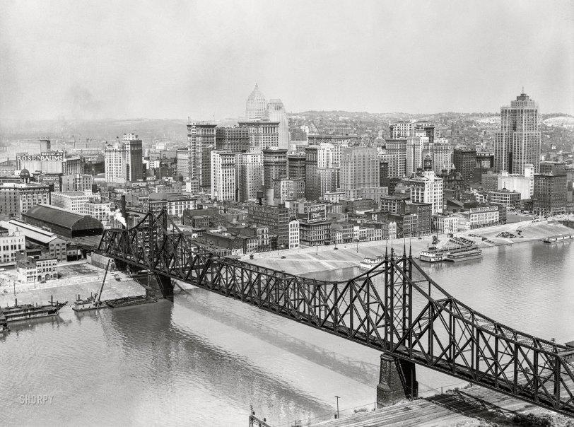 Steel City: 1938