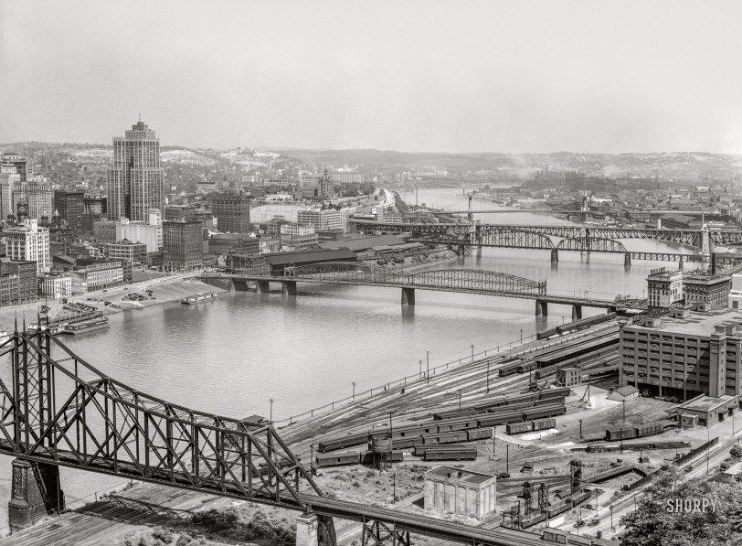 Beaucoup Bridges: 1938
