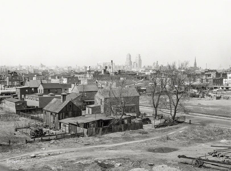Lesser Newark: 1939